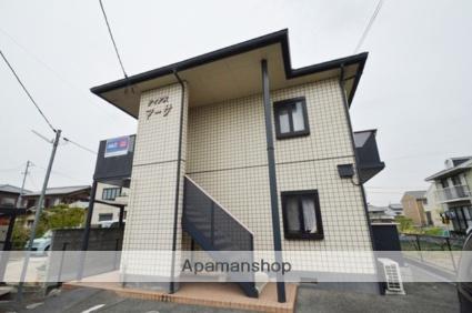 岡山県倉敷市、倉敷駅徒歩26分の築19年 2階建の賃貸アパート