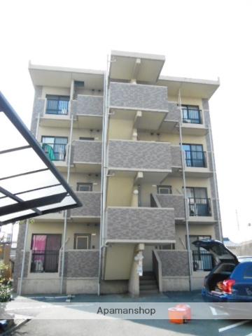 岡山県岡山市北区、岡山駅徒歩14分の築18年 4階建の賃貸マンション