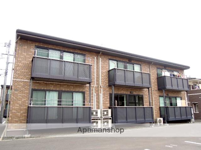 岡山県岡山市北区、足守駅徒歩13分の築11年 2階建の賃貸アパート