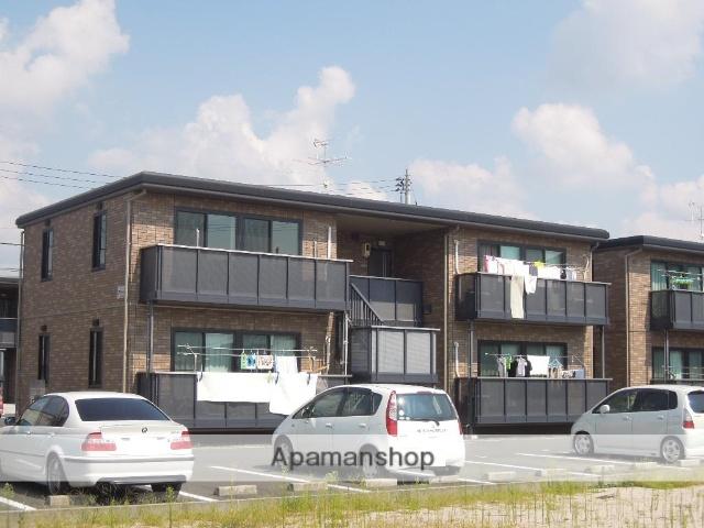 岡山県岡山市北区、足守駅徒歩12分の築12年 2階建の賃貸アパート