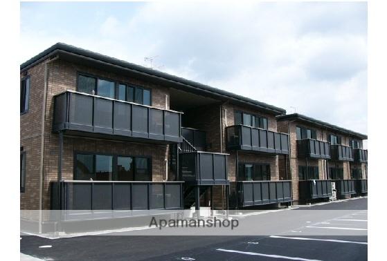 岡山県岡山市北区、足守駅徒歩13分の築10年 2階建の賃貸アパート