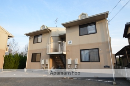 岡山県都窪郡早島町、早島駅徒歩23分の築24年 2階建の賃貸アパート
