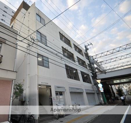 岡山県岡山市北区、岡山駅徒歩21分の築28年 4階建の賃貸マンション
