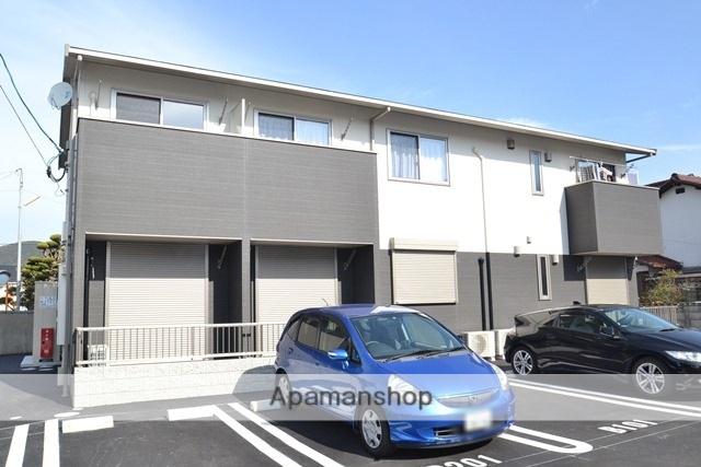 岡山県備前市、吉永駅徒歩1分の築2年 2階建の賃貸アパート