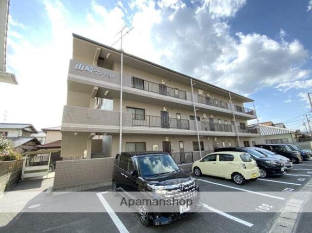 岡山県岡山市中区、高島駅徒歩8分の築18年 3階建の賃貸マンション