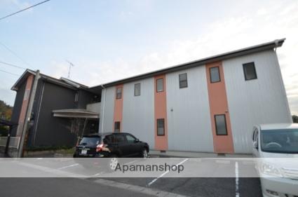 岡山県玉野市、常山駅徒歩64分の築15年 2階建の賃貸アパート