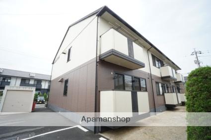 岡山県倉敷市、早島駅徒歩35分の築18年 2階建の賃貸アパート