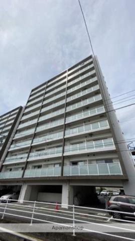 岡山県岡山市北区、岡山駅徒歩8分の築5年 11階建の賃貸マンション