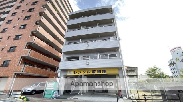 岡山県岡山市北区、岡山駅徒歩30分の築27年 5階建の賃貸マンション