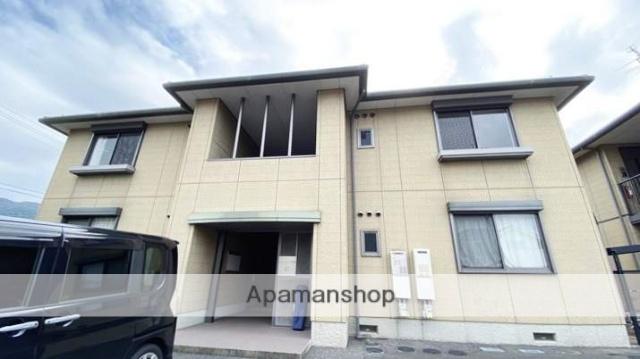 岡山県岡山市東区、万富駅徒歩11分の築15年 2階建の賃貸アパート