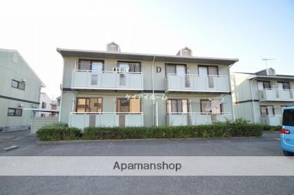 岡山県倉敷市、三菱自工前駅徒歩30分の築23年 2階建の賃貸アパート