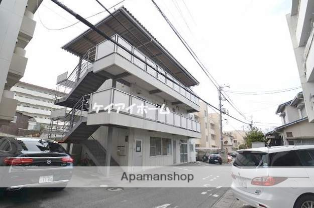 岡山県岡山市中区、岡山駅徒歩31分の築33年 3階建の賃貸マンション