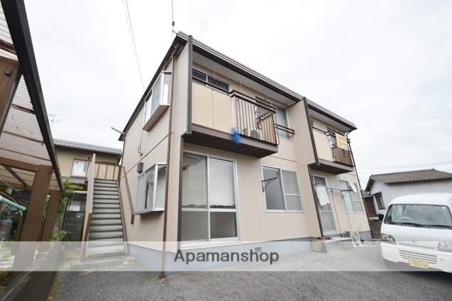岡山県岡山市中区、高島駅徒歩252分の築30年 2階建の賃貸アパート