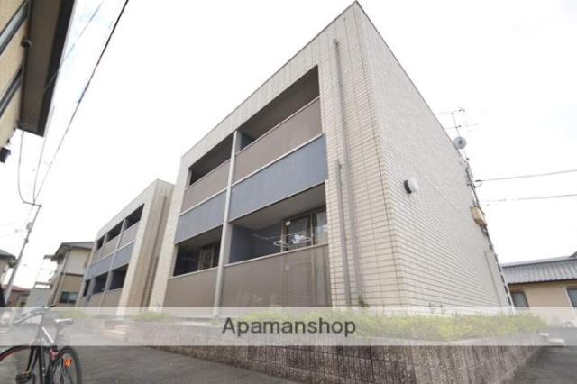 岡山県岡山市南区、妹尾駅徒歩7分の築11年 2階建の賃貸アパート