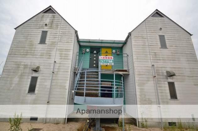 岡山県岡山市東区、上道駅徒歩40分の築30年 2階建の賃貸アパート