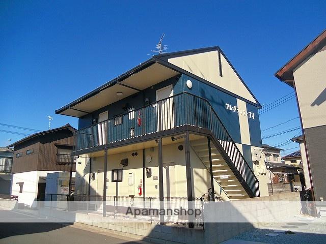 岡山県岡山市中区、大多羅駅徒歩104分の築18年 2階建の賃貸アパート