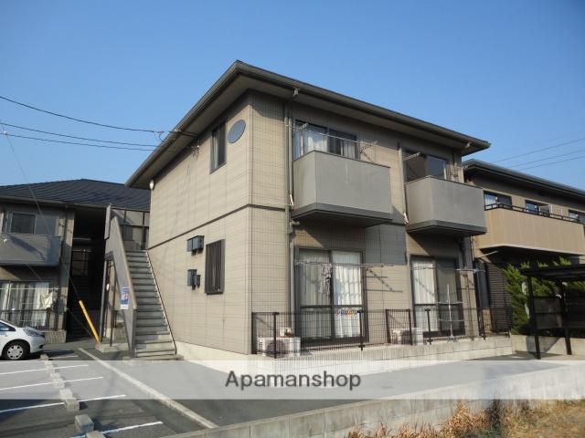 岡山県玉野市、備前田井駅徒歩21分の築13年 2階建の賃貸アパート