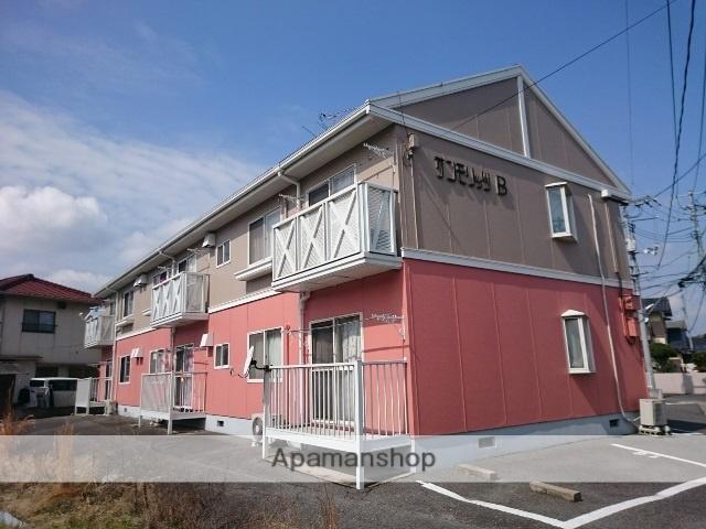 岡山県倉敷市、植松駅徒歩42分の築27年 2階建の賃貸アパート