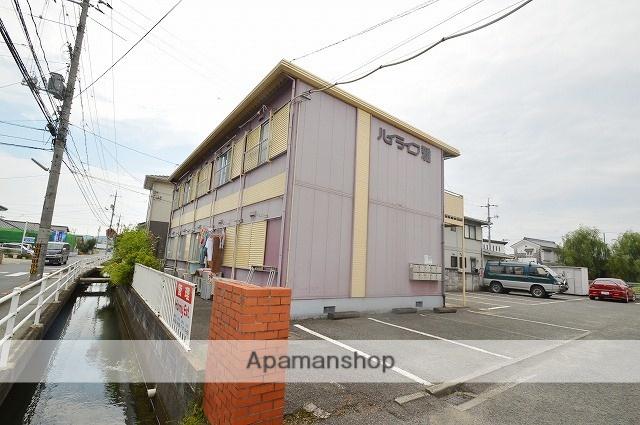 岡山県倉敷市、倉敷市駅徒歩30分の築25年 2階建の賃貸アパート