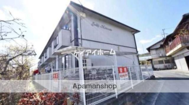 岡山県倉敷市、庭瀬駅徒歩57分の築24年 2階建の賃貸アパート