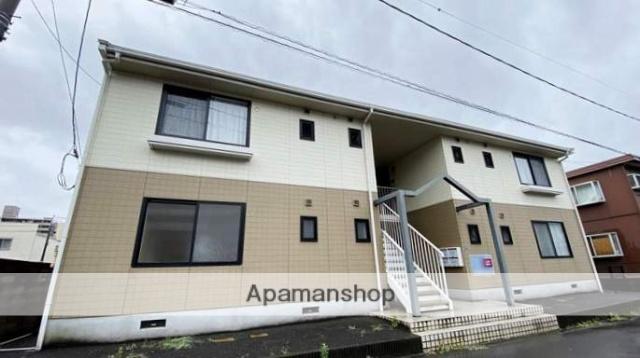 岡山県岡山市北区、岡山駅徒歩13分の築22年 2階建の賃貸アパート