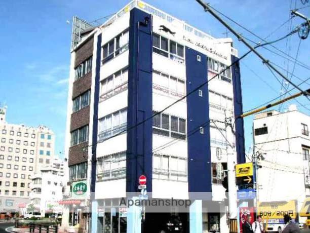 岡山県岡山市北区、新西大寺町筋駅徒歩5分の築26年 5階建の賃貸マンション