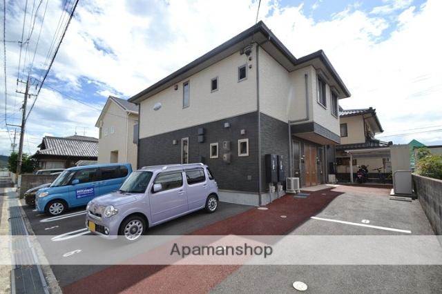 岡山県玉野市、常山駅徒歩13分の築2年 2階建の賃貸アパート