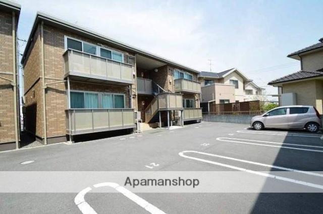 岡山県倉敷市、西阿知駅徒歩25分の築7年 2階建の賃貸アパート