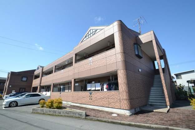 岡山県岡山市東区、西大寺駅徒歩25分の築13年 2階建の賃貸アパート
