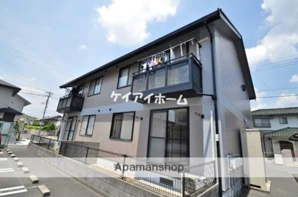 岡山県岡山市東区、大多羅駅徒歩11分の築18年 2階建の賃貸アパート