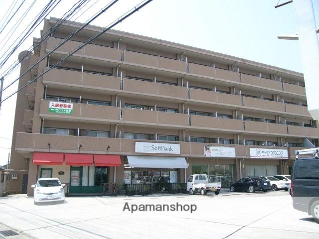 岡山県岡山市東区、上道駅徒歩2分の築20年 5階建の賃貸マンション