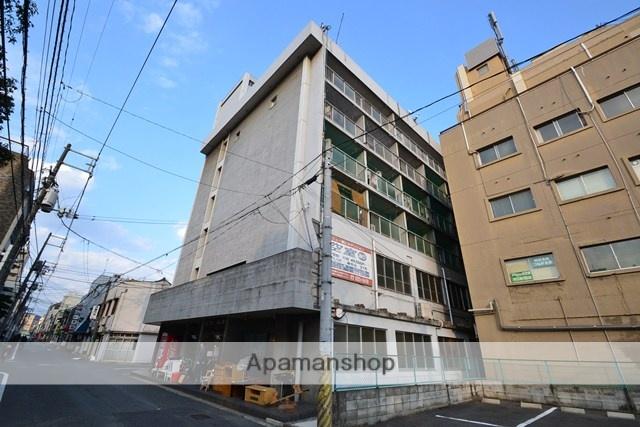 岡山県岡山市北区、岡山駅徒歩8分の築49年 6階建の賃貸マンション