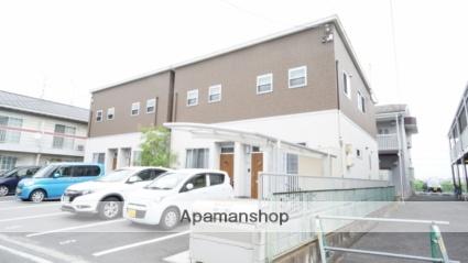 岡山県倉敷市、久々原駅徒歩12分の築4年 2階建の賃貸アパート