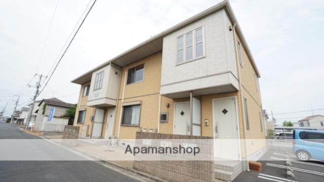 岡山県倉敷市、早島駅徒歩40分の築8年 2階建の賃貸アパート