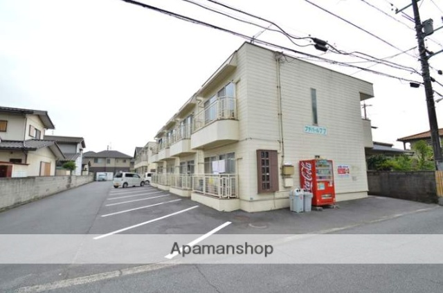 岡山県倉敷市、弥生駅徒歩14分の築27年 2階建の賃貸アパート