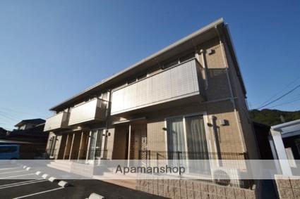 岡山県玉野市、宇野駅徒歩54分の築1年 2階建の賃貸アパート