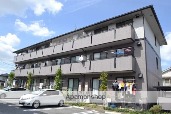 岡山県岡山市南区、大元駅徒歩47分の築20年 3階建の賃貸アパート