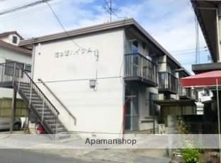 岡山県倉敷市、倉敷駅徒歩17分の築32年 2階建の賃貸アパート