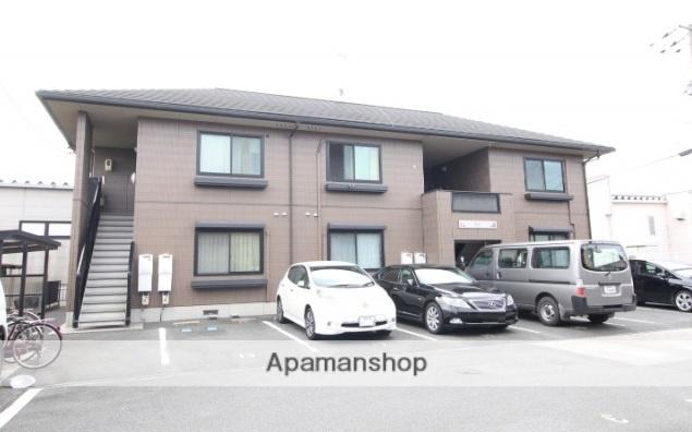 岡山県倉敷市、川辺宿駅徒歩13分の築16年 2階建の賃貸アパート