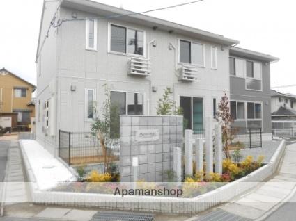 岡山県倉敷市、新倉敷駅徒歩67分の新築 2階建の賃貸アパート