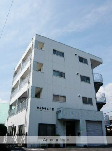 岡山県玉野市、備前田井駅徒歩7分の築16年 4階建の賃貸マンション