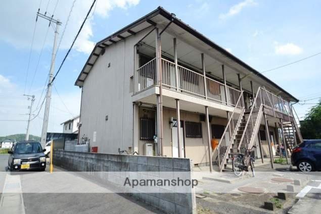 岡山県岡山市中区、東岡山駅徒歩14分の築36年 2階建の賃貸アパート