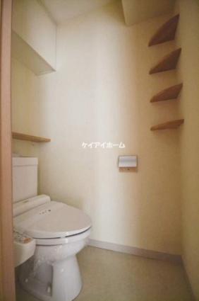 サーパス後楽園[2LDK/71.9m2]のトイレ