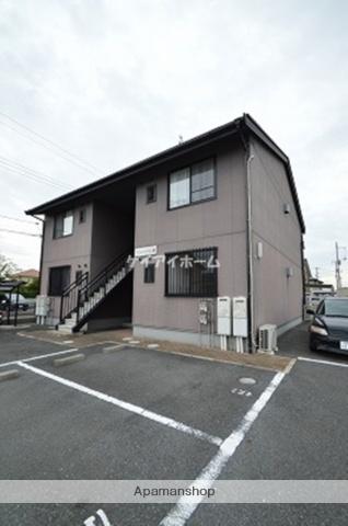 岡山県倉敷市、新倉敷駅徒歩20分の築13年 2階建の賃貸アパート