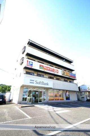 岡山県岡山市南区、妹尾駅徒歩19分の築21年 4階建の賃貸アパート