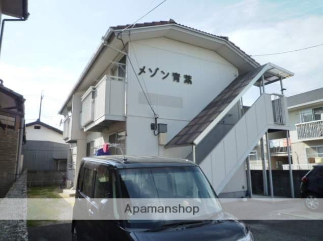 岡山県岡山市南区、大元駅徒歩43分の築30年 2階建の賃貸アパート