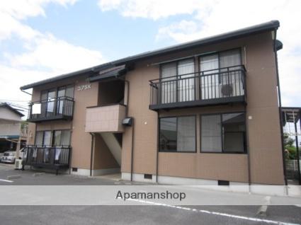 岡山県倉敷市、新倉敷駅徒歩38分の築17年 2階建の賃貸アパート