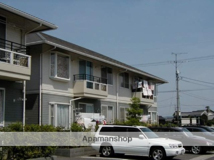 岡山県岡山市東区、大多羅駅徒歩18分の築23年 2階建の賃貸アパート