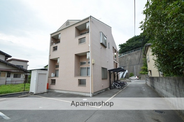 岡山県倉敷市、新倉敷駅徒歩9分の築10年 2階建の賃貸アパート