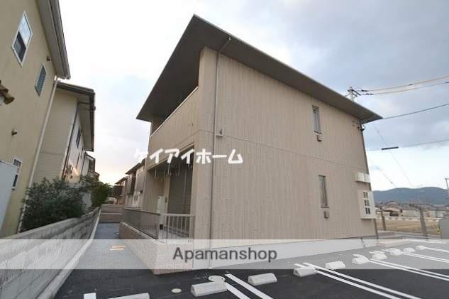 岡山県岡山市中区、高島駅徒歩11分の新築 2階建の賃貸アパート